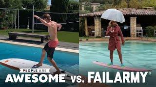 videos de risa exitoso versus no exitoso