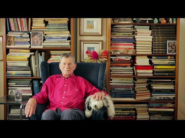Albert Ullin and The Little Bookroom