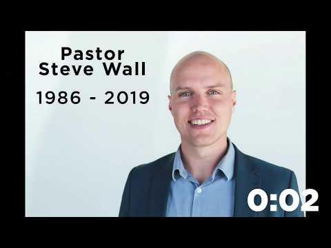 Pastor Steve Wall&#39s Celebration of Life - Lebenswasser - 26/07/2019