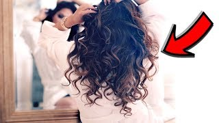 ★ SPECIAL OCCASION CURLS 💗 HAIRSTYLES 💗 For LONG MEDIUM HAIR TUTORIAL