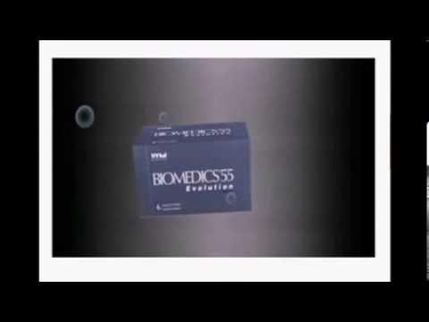 Biomedics 55 Evolution Contact Lenses