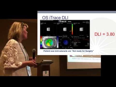 ASCRS 18 (3) - Dr. Merrill at the iTrace Users Meeting