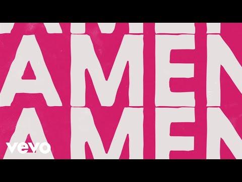 Amen Lyric Video