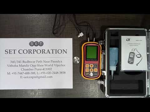 Ultrasonic Thickness Gauge UTM-9 Machine