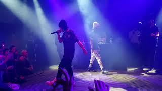 LIL XAN Live Prague, Czech Republic  Performs Midnight In Prague