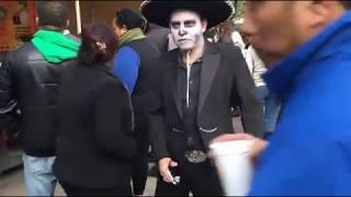DAY OF THE DEAD... DIA DE MUERTOS EN NEW YORK 31/10/2015