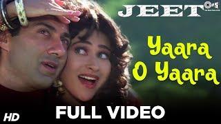 Yaara O Yaara - Jeet | Sunny Deol & Karisma Kapoor | Vinod