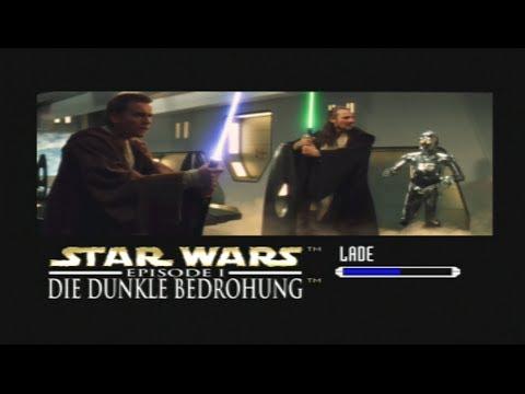 Star Wars Episode 1 – Level 1: Station der Handeslföderation (PSX)