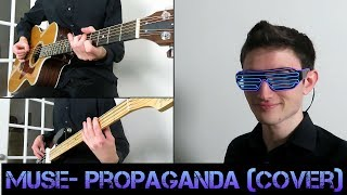 Muse   Propaganda (Cover)
