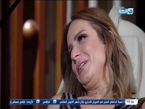 شاهد- ريم البارودي تنهار بسبب ميرنا المهندس