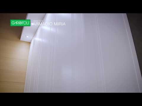 Gidea - Garofoli Group - Armadio laccato Miria