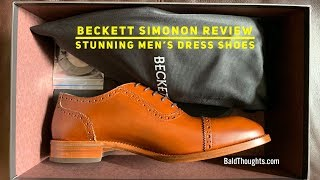 Beckett Simonon Review: Stunning Men's Dress Shoes That Are Affordable
