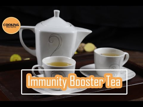 Immunity Booster Tea Recipe By Cooking Mount