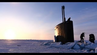 Военщина США уже не маскируясь отрабатывает ядерную атаку на Россию.  И замерзли потом в Арктике