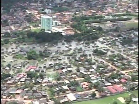 Vigilância em saúde nos desastres - a experiência de Rio Branco (AC)