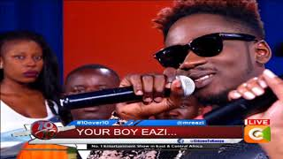Mr Eazi~I haven't made it yet#10over10