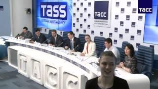 Пресс-конференция ТАСС 28.04.2015 Гонка ГТО ''Путь Победы''