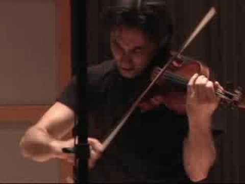 Philippe Quint plays the Red Violin