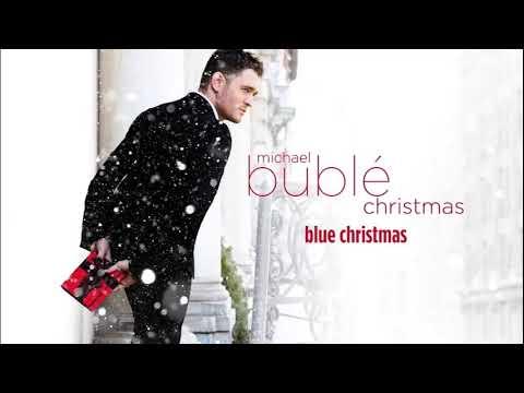 Michael Bublé - Blue Christmas (Karaoke Instrumental Version)