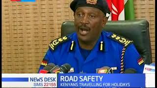 'You are safe,' IG Mutyambai assures Kenyans as festive season begins