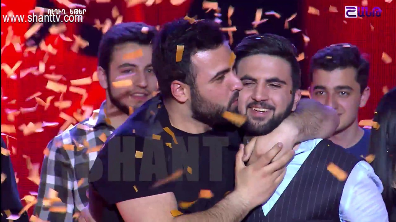 X-Factor4 Armenia- Gala Show 8-Final-Edgar Ghandilyan-09.04.2017