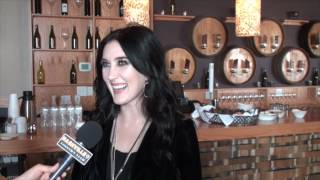2016 Interview: Aubrie Sellers Discusses Tour, Music At CMT's Next Women Of Country