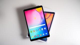 Samsung Galaxy Tab A 10.1 2019: Unboxing & Erster Eindruck | Deutsch