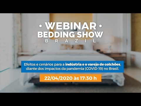 Efeitos e cenários para a indústria e o varejo de colchões, diante da COVID-19 no Brasil
