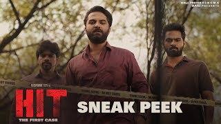 HIT Movie Sneak Peek | Vishwak sen | Ruhani Sharma | Nani | Sailesh Kolanu