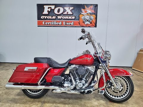 2013 Harley-Davidson Road King® in Sandusky, Ohio - Video 1