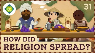 How Did Religion Spread Along the Silk Road? Crash Course Geography #31