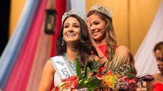 Hailey Crausby Miss Louisiana Teen USA 2017 Crowning