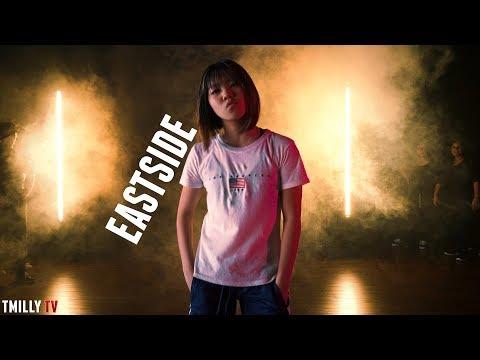 benny blanco, Halsey & Khalid – Eastside - Dance Choreography by Rudeboy Donovan - ft Bailey Sok