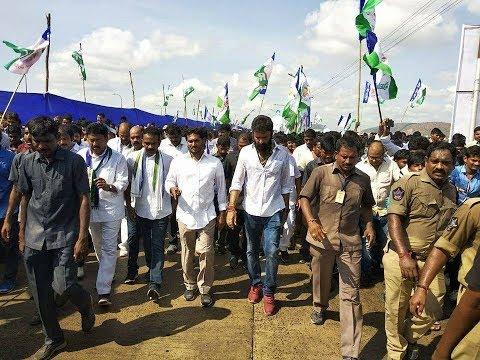 YS Jagan Padayatra In Vijayawada Heats Up Politics In TDP | ABN Inside