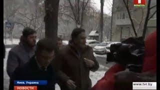 Подробности задержания Михаила Саакашвили в одном из ресторанов Киева