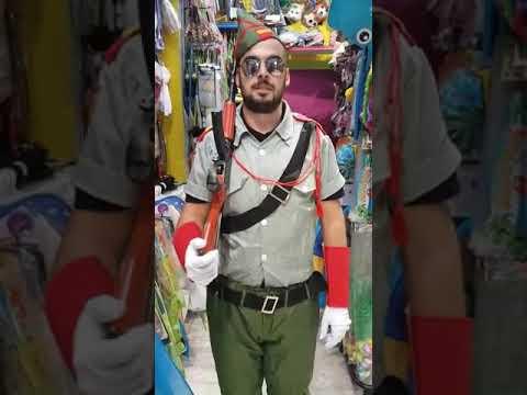 Disfraz Legionario Español para adulto