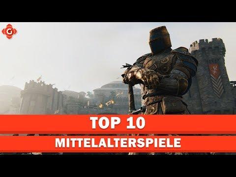 Die besten Mittelalter-Spiele | Top 10