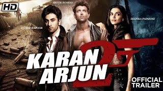 Karan Arjun 2 Official Trailer ! Hrithik Roshan ! Ranbir Kapoor ! 2020 Movie