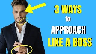How to Approach Girls with Confidence (GUARANTEED!)