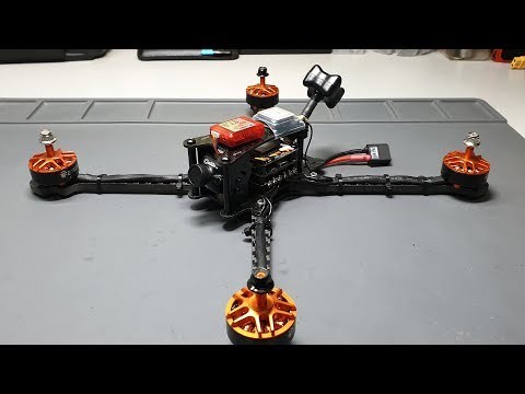 Eachine TYRO129 - Assembly Setup Build