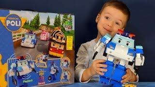 Робокар Поли и его друзья игрушки из мультика. Робот Поли на пульте. Robocar Poli RC toys