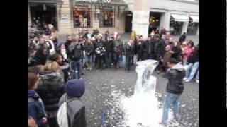 Diesel Be Stupid Denim Ice Guerilla Genève
