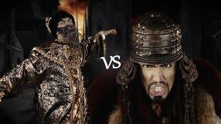 Грозный vs Чингисхан l ОЧЕНЬ ЭПИЧНЫЙ РЭП БАТТЛ!