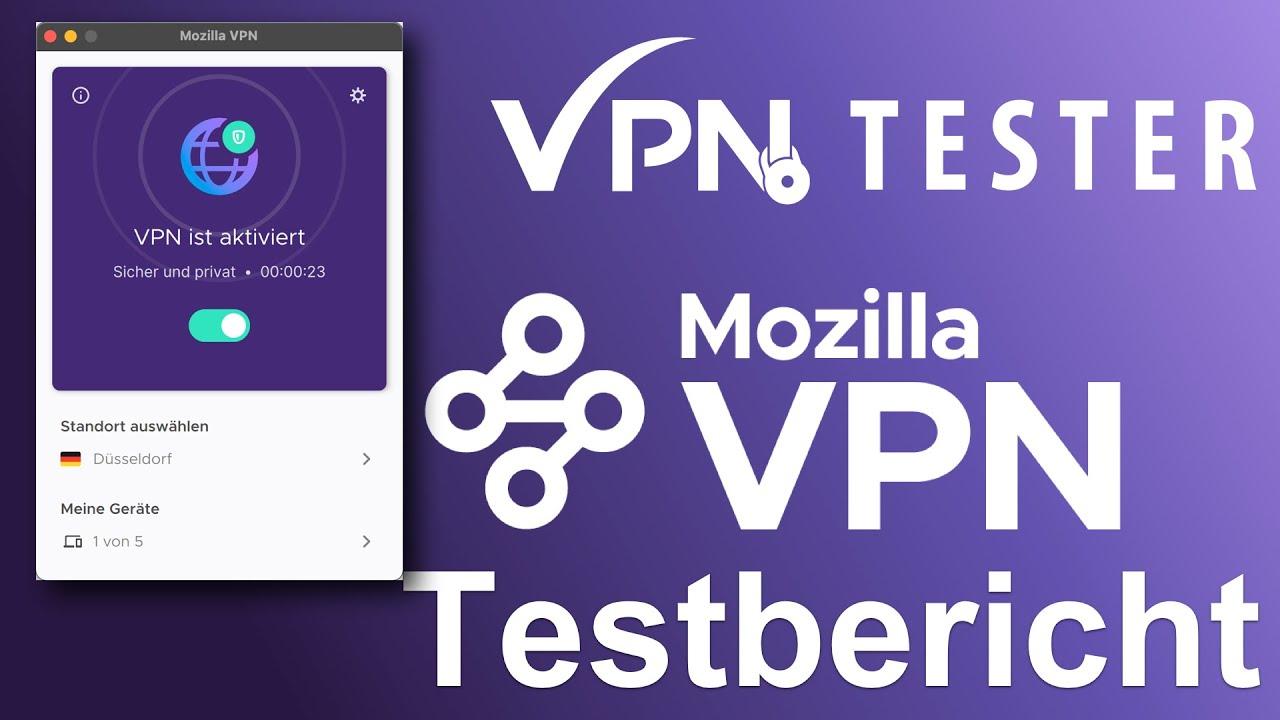 Mozilla VPN Test & Erfahrungen 2021 1