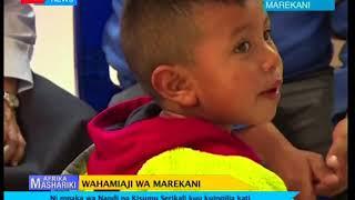 Magavana wa kaunti za Kisumu na Nandi waahidi kuliangazia mzozo wa mpaka I Afrika Mashariki