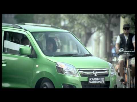 TVC SUZUKI Karimun Wagon R
