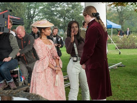 , title : 'Interview with BELLE director Amma Asante'