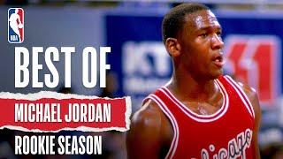 Best Of Michael Jordans Rookie Season | The Jordan Vault