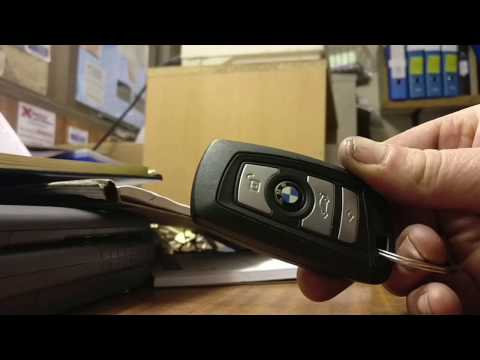 How To Change Battery In A BMW Key Fob Mp3