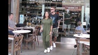 Christina Milian & Matt Pokora Are Such A CUTE Couple!!!